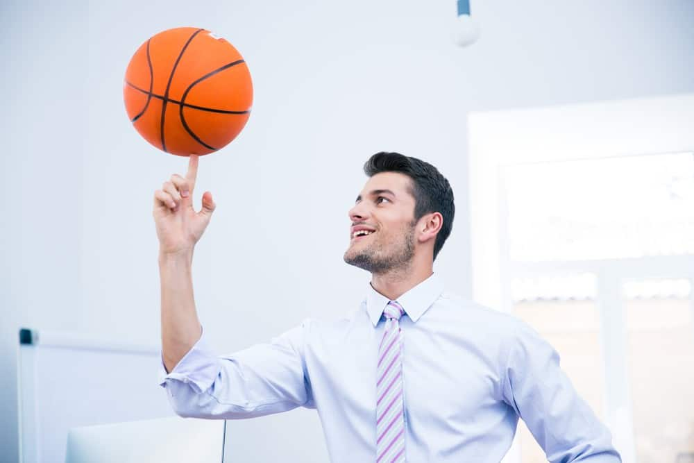 Basketball Tips for Short Players-be the marksman