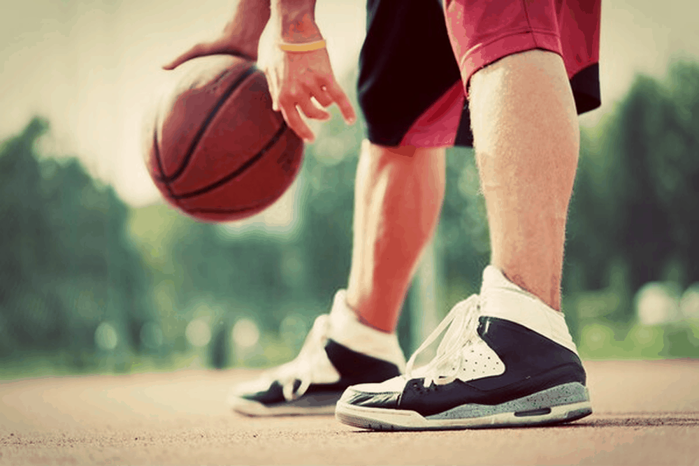 Keep it Low- dribble better in basketball